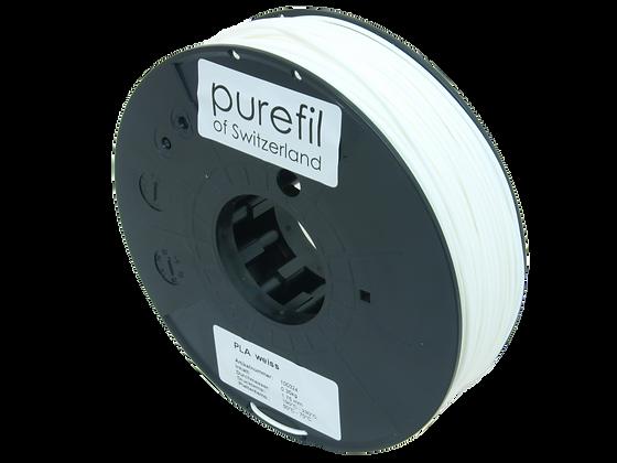 purefil PLA Filament weiss 0.35kg 1.75mm