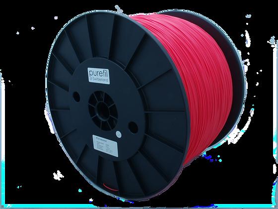 purefil PLA Filament neonrot 10kg 1.75mm