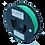Thumbnail: PLA Filament neongrün 0.35kg 1.75mm
