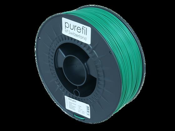 purefil ASA Filament grün 1kg 1.75mm