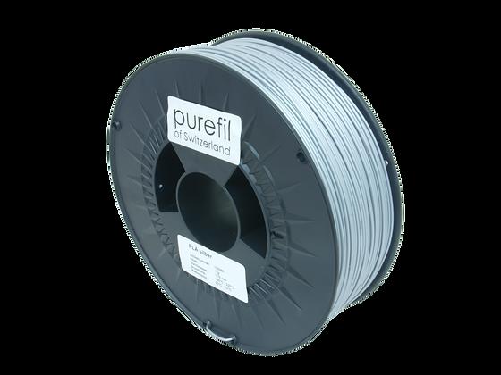 purefil PLA Filament silber 1kg 1.75mm