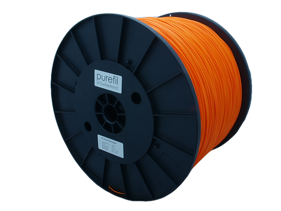 purefil PLA Filament neonorange 10kg 1.75mm