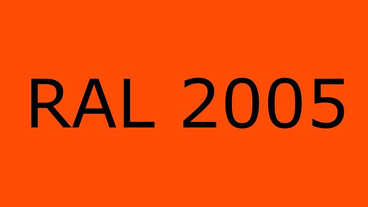 purefil Filament RAL 2005 1.75mm
