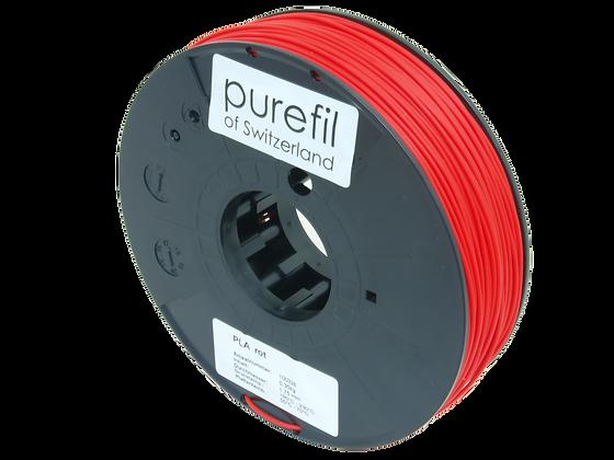 purefil PLA Filament rot 0.35kg 1.75mm