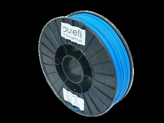 purefil PLA Filament himmelblau 0.75kg 1.75mm