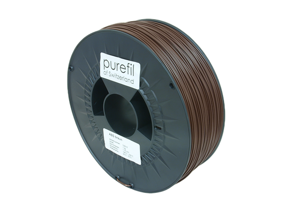 purefil ABS Filament braun 1kg 1.75mm