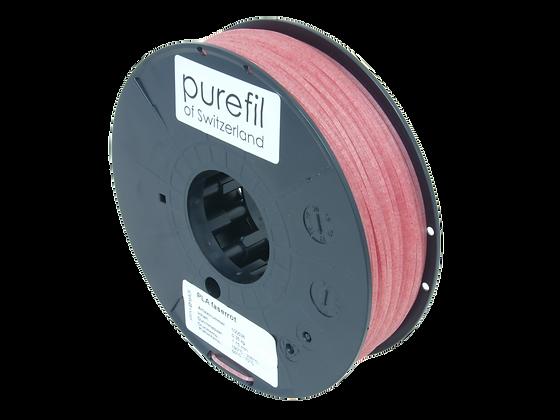purefil PLA Filament faserrot 0.35kg 1.75mm