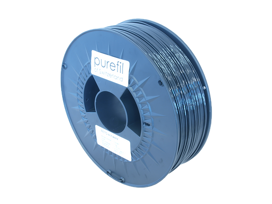 purefil PETG Filament schwarz 1kg 1.75mm