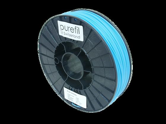 purefil PLA Filament hellblau 0.75kg 1.75mm