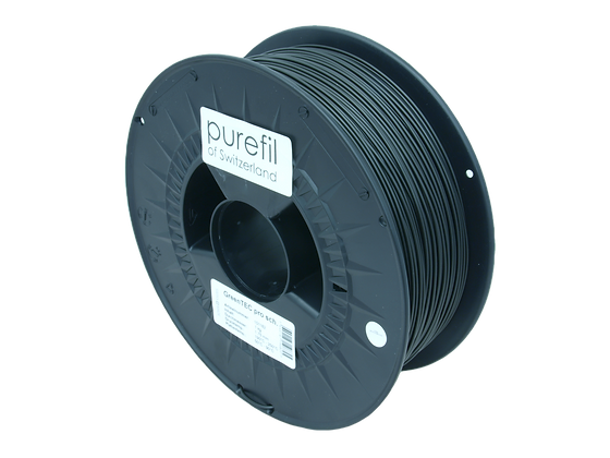 purefil GreenTEC pro Filament schwarz 1kg 1.75mm