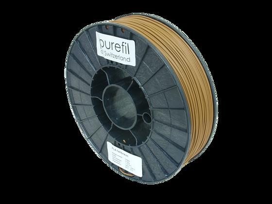 purefil PLA Filament hellbraun 0.75kg 1.75mm
