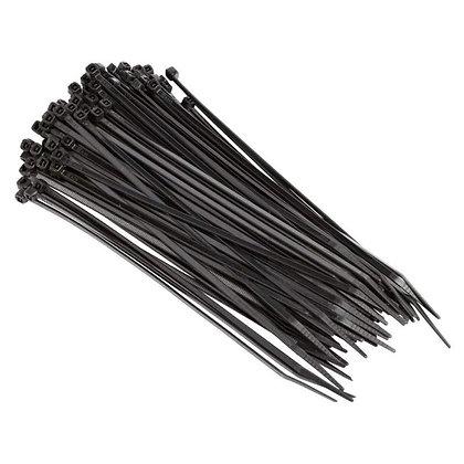 Kabelbinder schwarz 4.8 x 300mm 100Stk.
