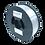 Thumbnail: purefil PETG Filament transparent 1kg 1.75mm