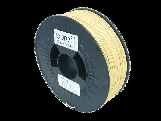 purefil PLA Filament beige 1kg 1.75mm