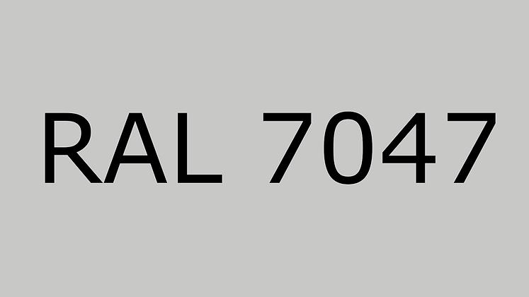 purefil Filament RAL 7047 1.75mm