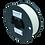 Thumbnail: purefil PLA soft Filament weiss 1kg 1.75mm