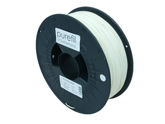 purefil PLA soft Filament weiss 1kg 1.75mm