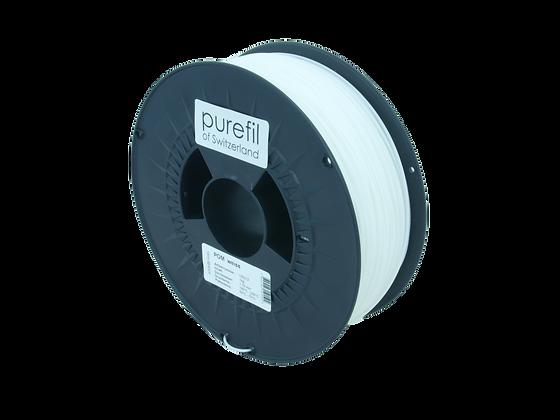 purefil POM Filament weiss 1kg 1.75mm