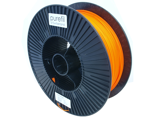 purefil PLA Filament orange 2.5kg 1.75mm
