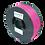 Thumbnail: purefil ABS Filament pink 1kg 1.75mm
