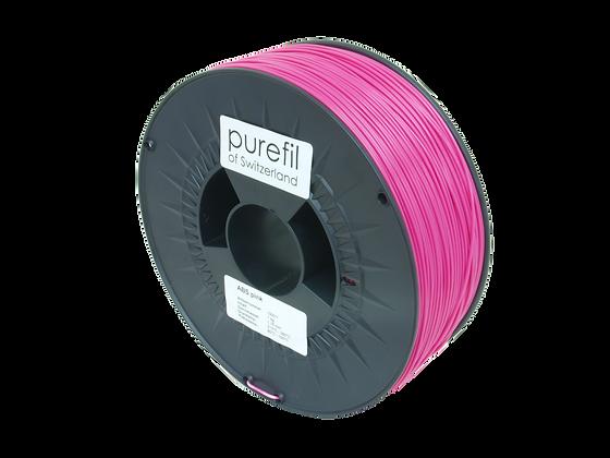 purefil ABS Filament pink 1kg 1.75mm