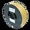 Thumbnail: purefil ABS Filament gold 1kg 1.75mm