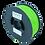 Thumbnail: purefil TPC Filament 52D leuchtgrün 1kg 1.75mm