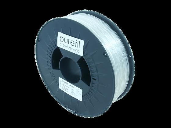 purefil bioTEC Filament transparent 1kg 1.75mm