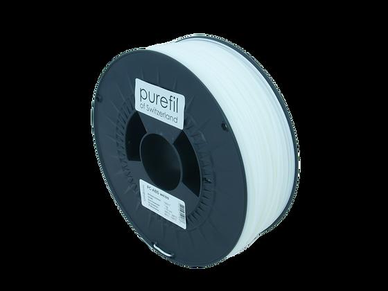 purefil PC-ABS Filament weiss 1kg 1.75mm