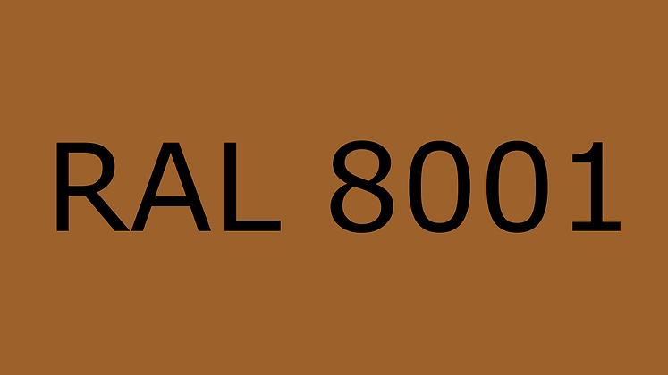 purefil Filament RAL 8001 1.75mm