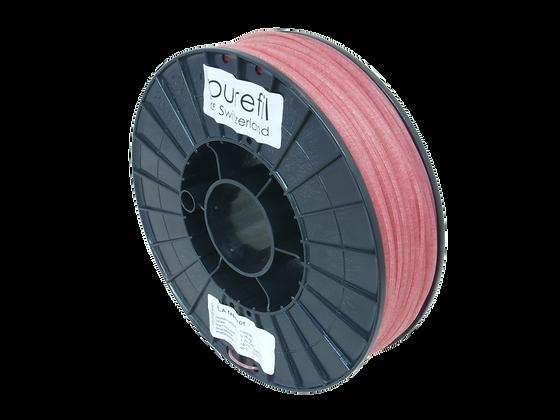 purefil PLA Filament faserrot 0.75kg 1.75mm