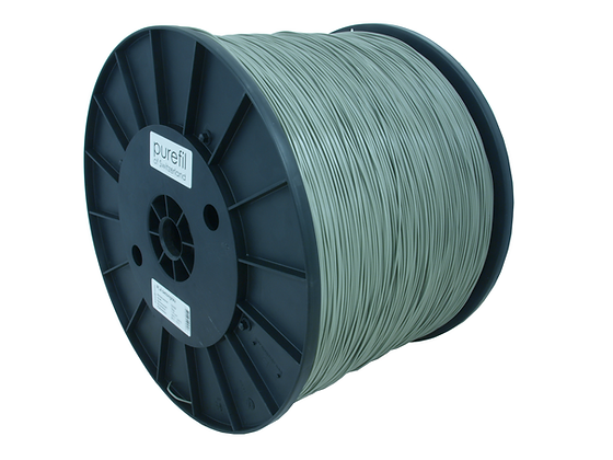 PLA Filament betongrau 10kg 1.75mm