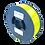 Thumbnail: purefil PETG Filament gelb transparent 1kg 1.75mm