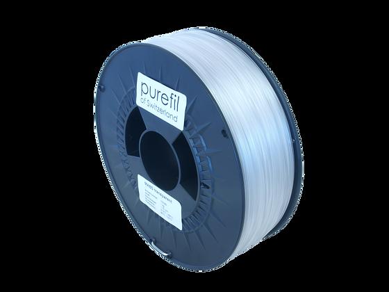 purefil MABS Filament transparent 1kg 1.75mm