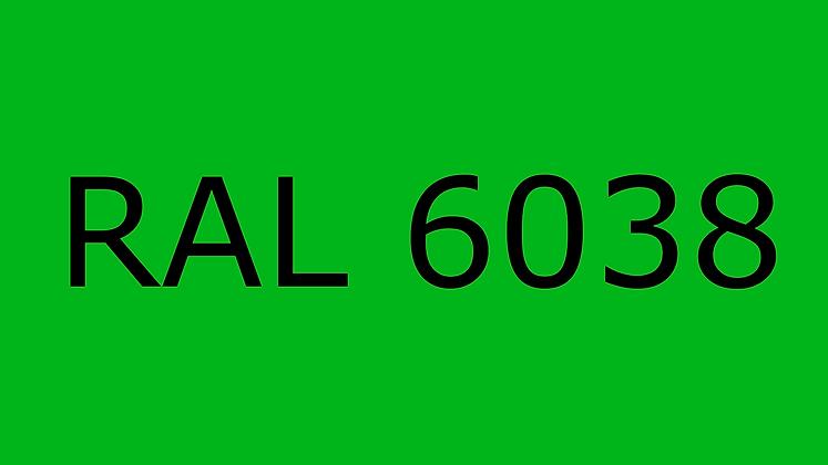purefil Filament RAL 6038 1.75mm