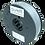Thumbnail: purefil PLA Filament silber 0.35kg 1.75mm