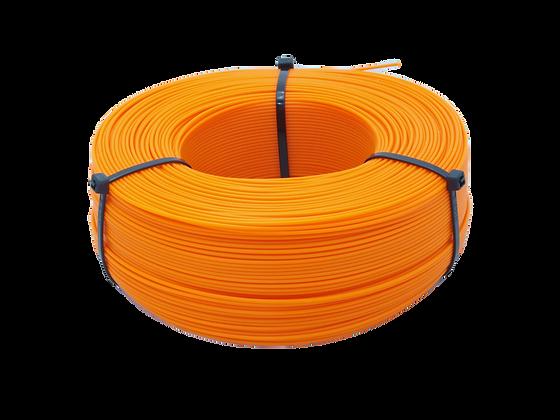 purefil PLA Filament neonorange 1kg 1.75mm Refill