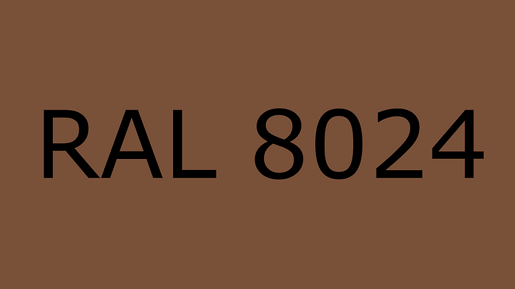 purefil Filament RAL 8024 1.75mm