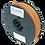 Thumbnail: purefil PLA Filament orangebraun 0.35kg 1.75mm