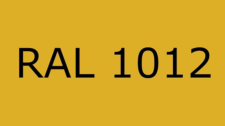 purefil Filament RAL 1012 1.75mm