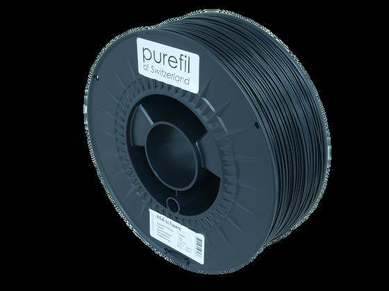 purefil ASA Filament schwarz 1kg 1.75mm
