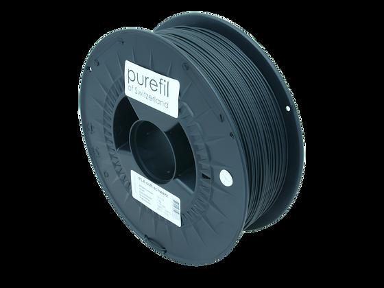 purefil PLA soft Filament schwarz 1kg 1.75mm