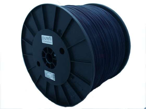 PLA Filament dunkelblau 10kg 1.75mm