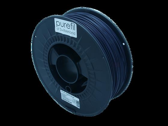 purefil PLA Filament dunkelblau 1kg 1.75mm
