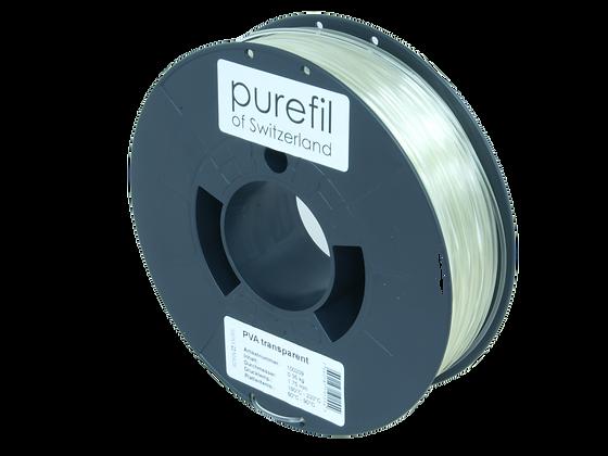 purefil PVA Filament transparent 0.35kg 1.75mm