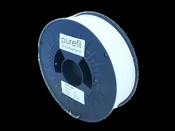 purefil PETG Filament weiss 1kg 1.75mm