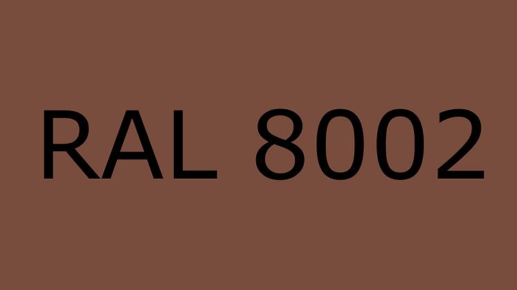 purefil Filament RAL 8002 1.75mm