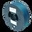 Thumbnail: purefil TPU Filament 53D grün transparent 1kg 1.75mm