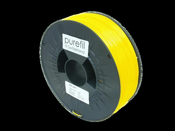purefil ABS Filament gelb 1kg 1.75mm