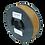 Thumbnail: purefil PLA Filament hellbraun 1kg 1.75mm
